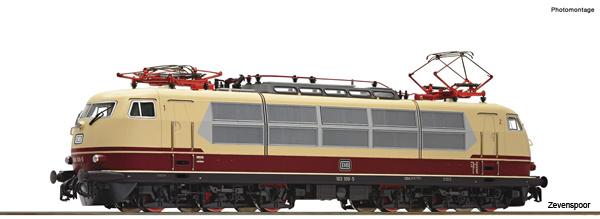 78213 E-Lok BR 103 van de DB AC sound-1