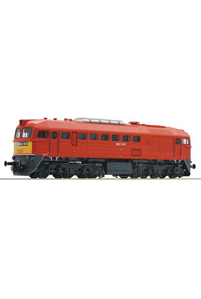 73244 zware diesellok M62 van de Gysev DCC sound