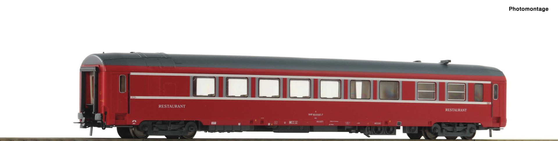 74358 restauratierijtuig UIC-Y van de SNCF-1
