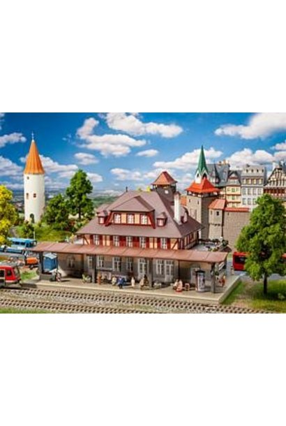 191761 STATION BURGSCHWABACH (1/21) *