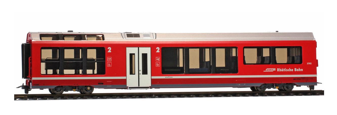 3298162 RhB Bi 576 01 AGZ Fotografenwagen mit Innenbel.-1