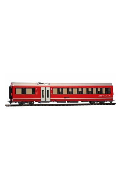 3298132RhB B 573 01 AGZ Mittelwagen mit Innenbeleuchtung