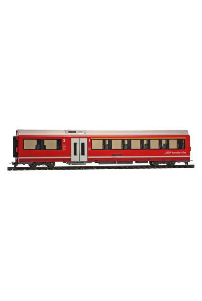 3298122 RhB AB 572 01 AGZ Mittelwagen mit Innenbeleuchtung