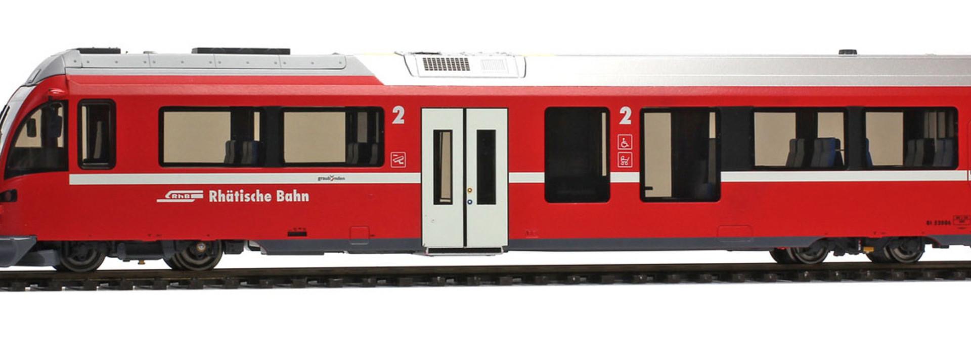 3298117 RhB Bt 528 07 Steuerwagen neurot