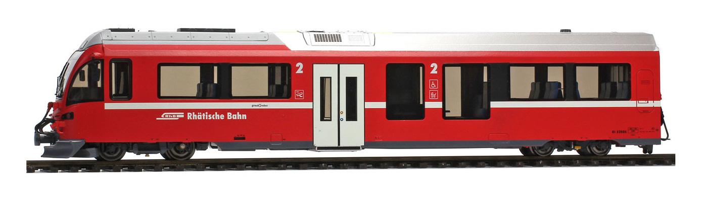 3298116 RhB Bt 528 06 Steuerwagen neurot-1