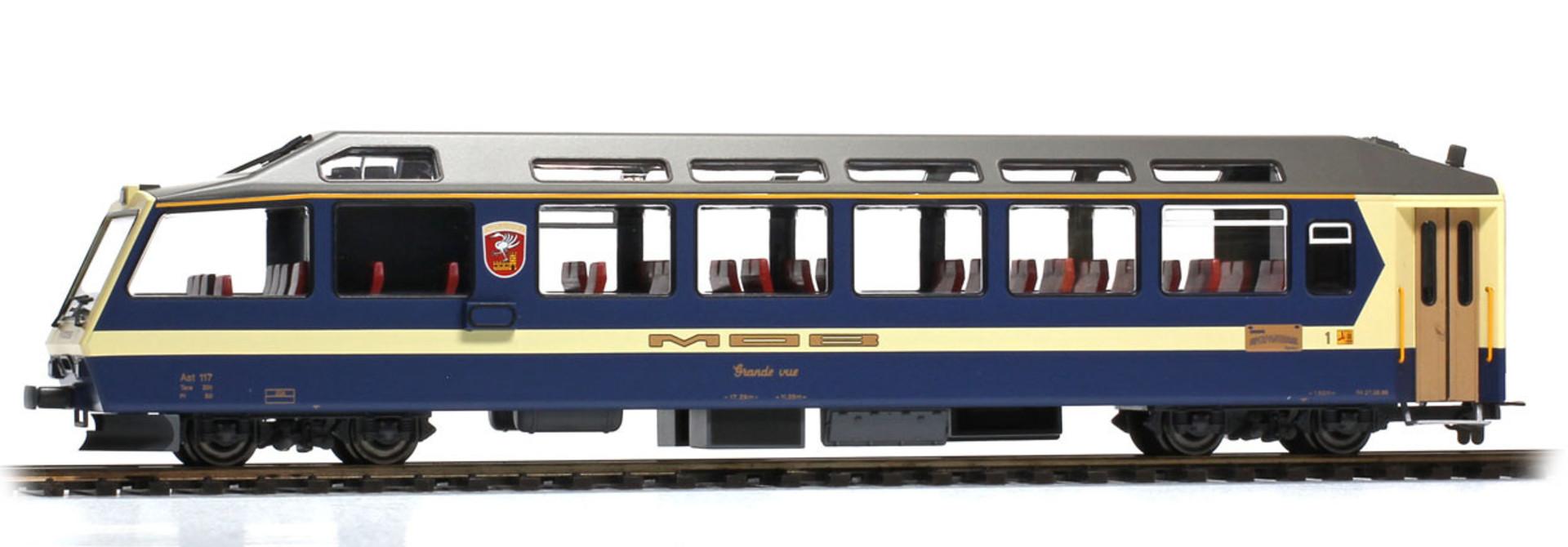 "3297306 MOB Ast 116 ""Superpanoramic Express"" Steuerwagen"