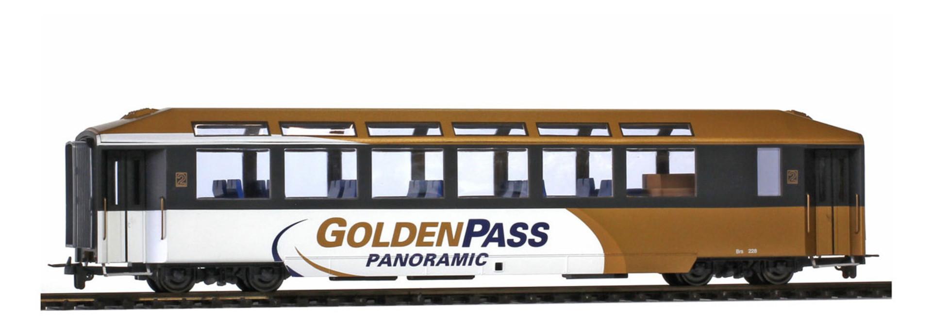 """3296318 MOB Brs 228 """"GoldenPass Panoramic"""""""
