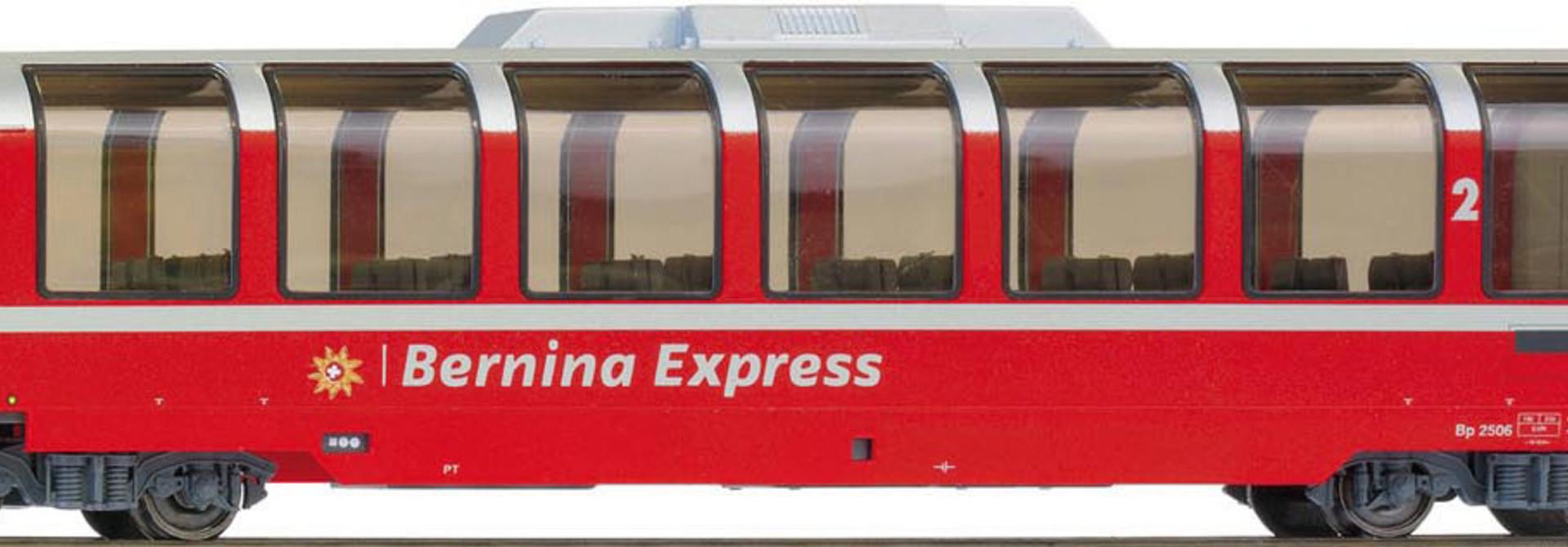 """3294146 RhB Bp 2506 Panoramawagen """"Bernina Express"""""""