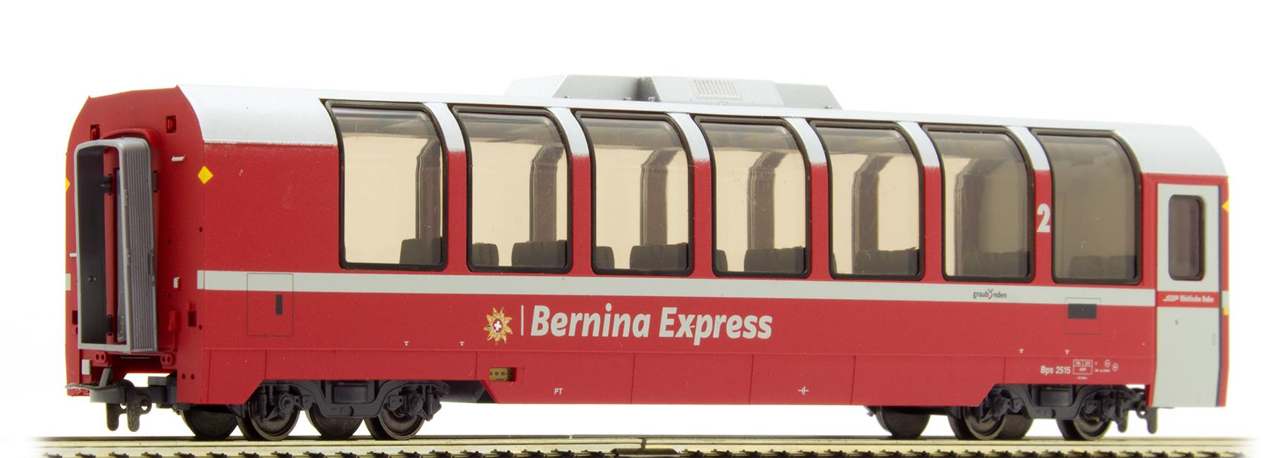 """3294145 RhB Bps 2515 Panoramawagen """"Bernina Express""""-1"""
