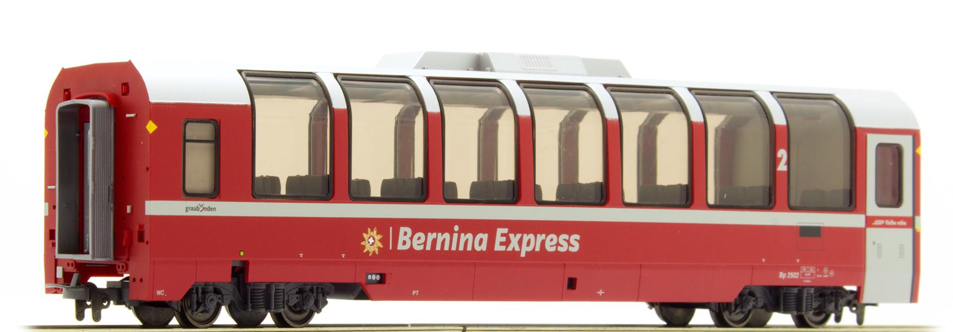 """3294142 RhB Bp 2502 Panoramawagen """"Bernina Express"""""""
