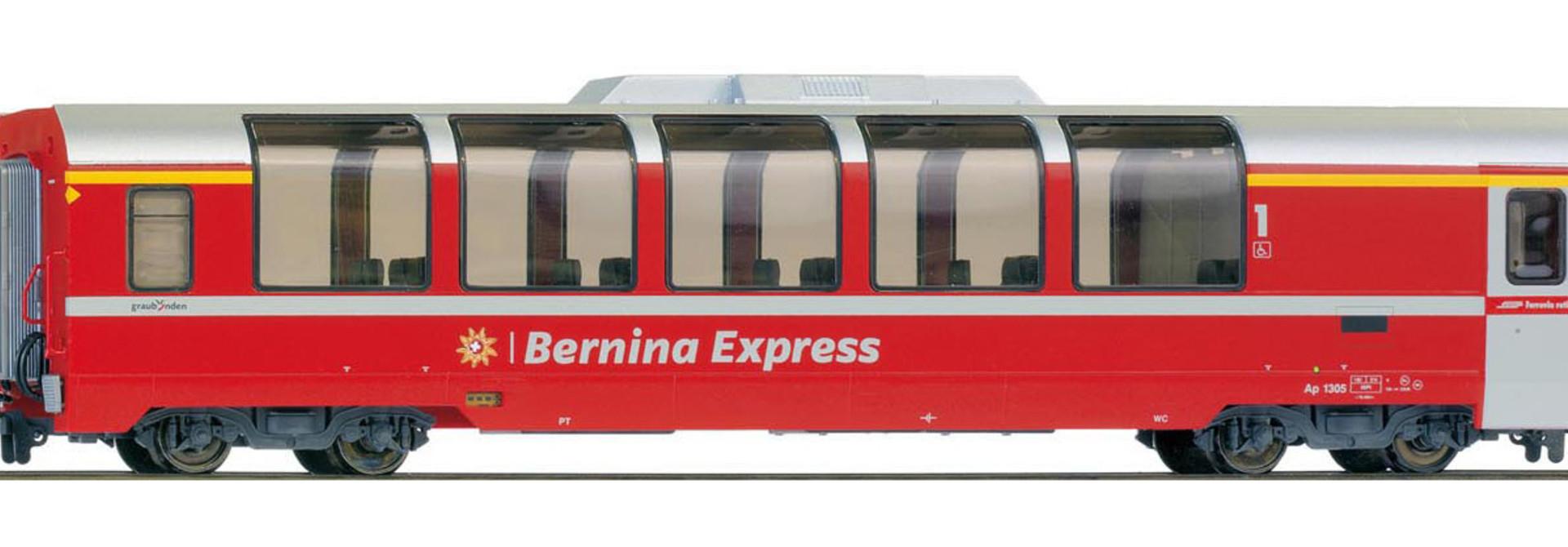 """3293146 RhB Ap 1306 Panoramawagen """"Bernina Express"""""""