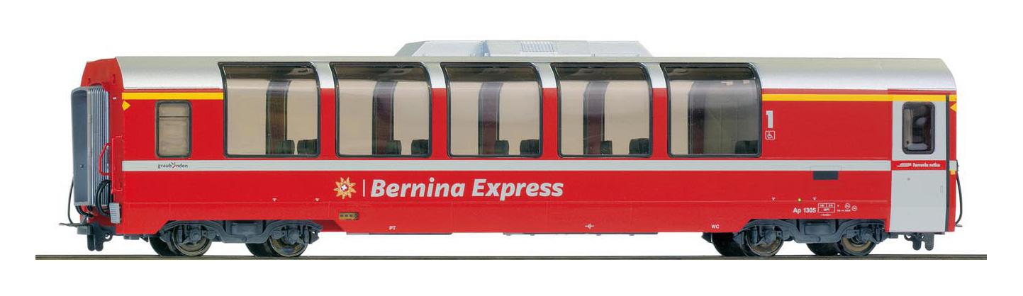 """3293146 RhB Ap 1306 Panoramawagen """"Bernina Express""""-1"""