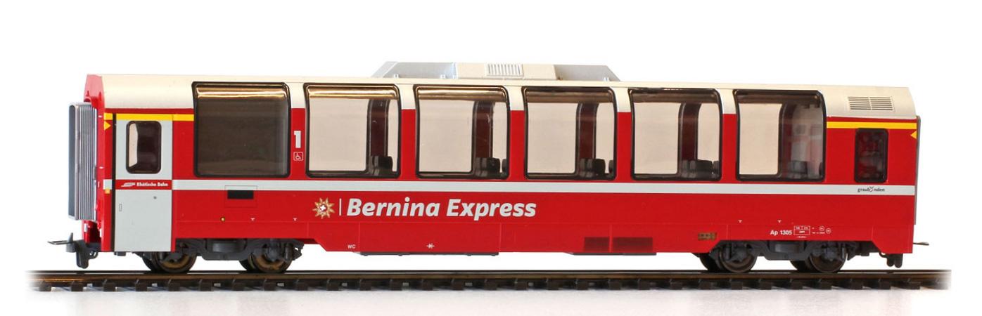 """3293145 RhB Ap 1305 Panoramawagen """"Bernina Express""""-1"""