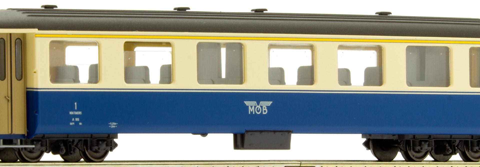 3292305 MOB A 105 Personenwagen, 70er Jahre