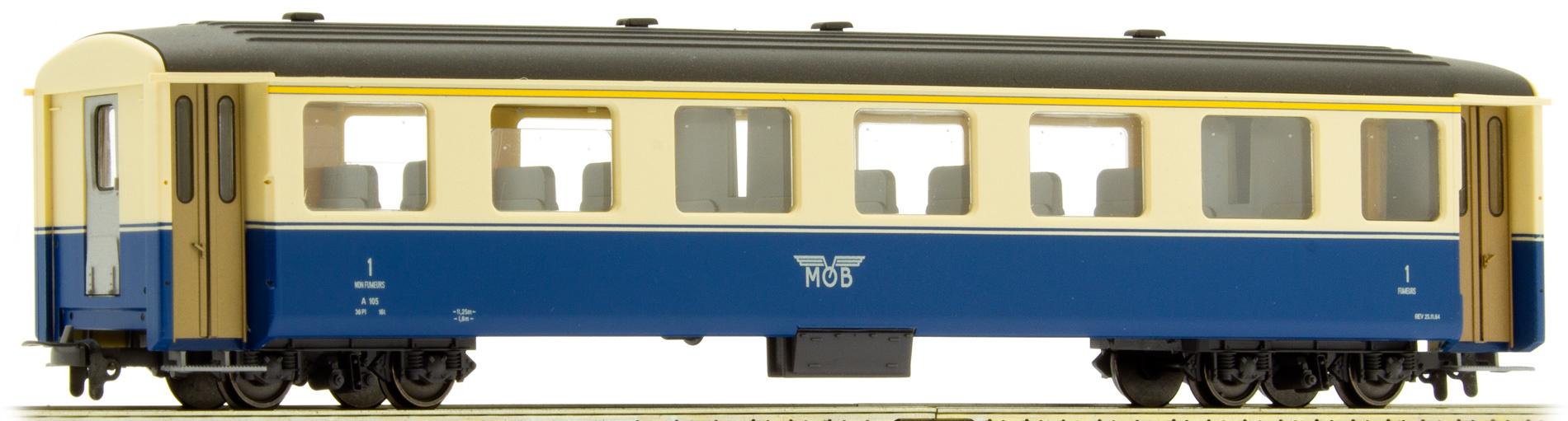 3292305 MOB A 105 Personenwagen, 70er Jahre-1