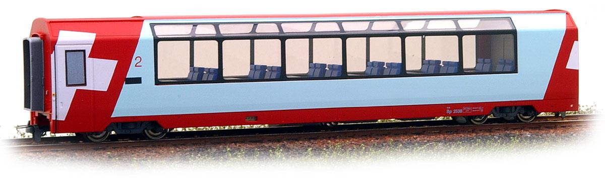 3289128 RhB Bp 2538 Panoramawagen GEX-1