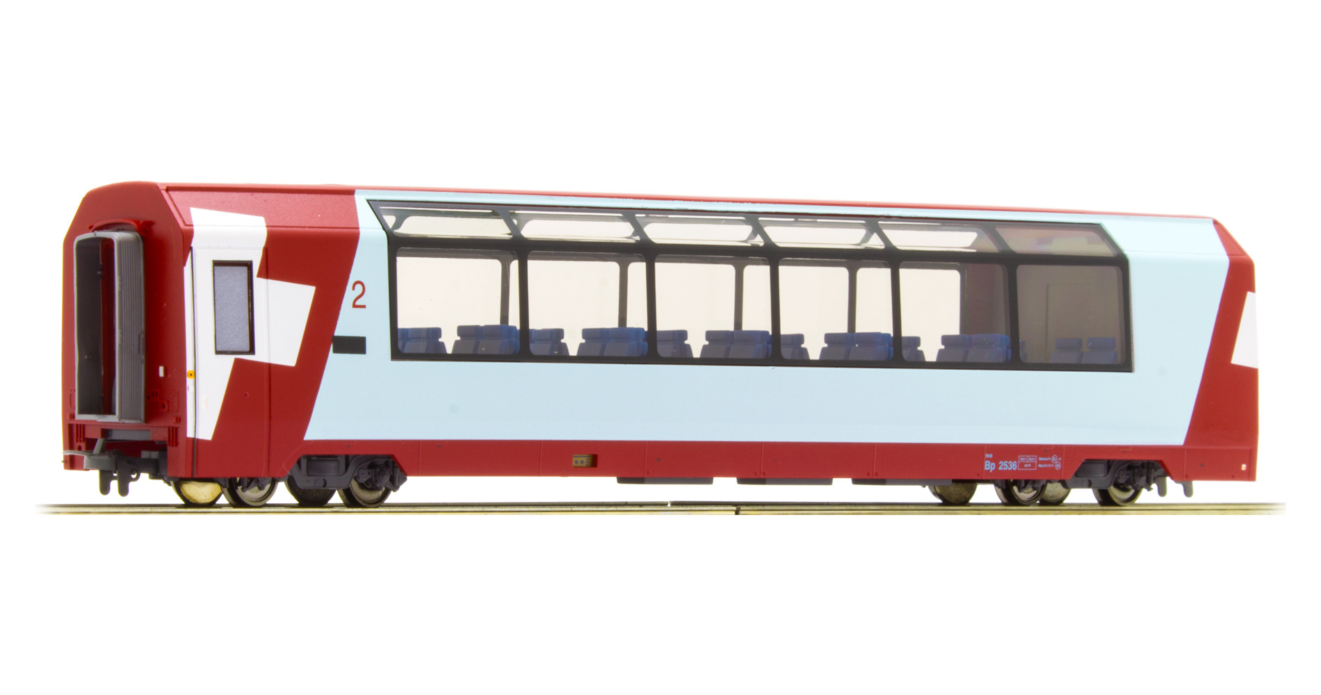3289126 RhB Bp 2536 Panoramawagen GEX-1