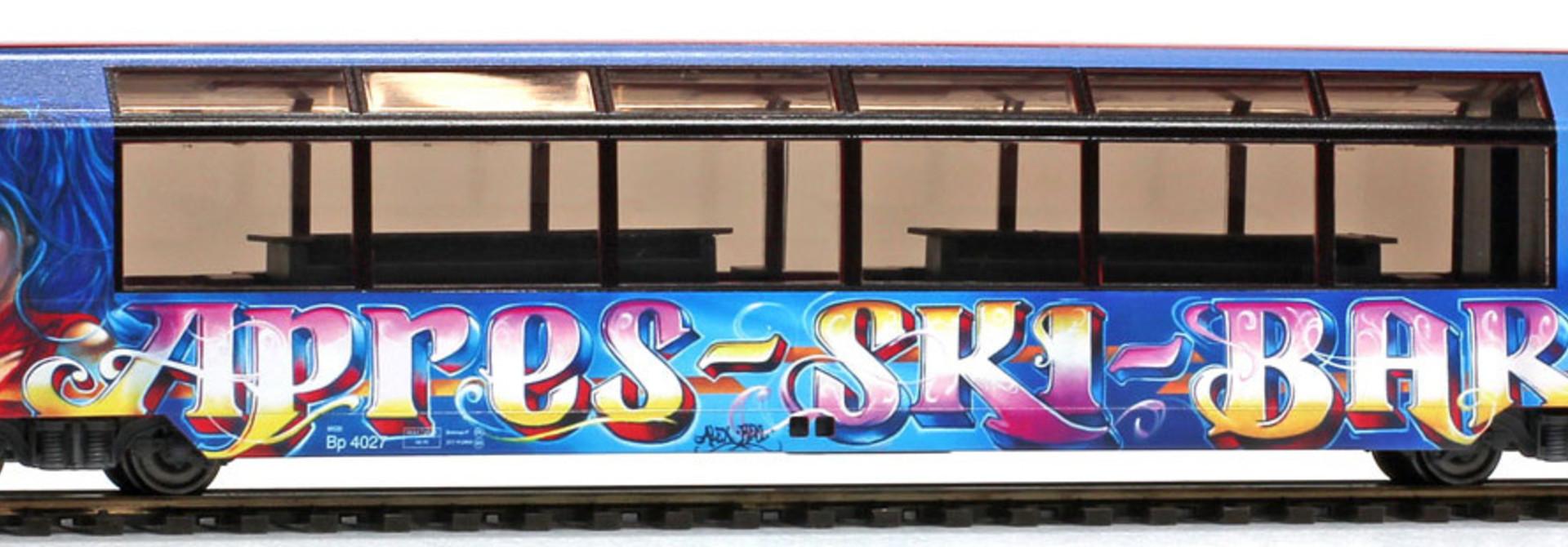 "3288297 MGB Bp 4027 ""Aprés-Ski-Bar"" blau"