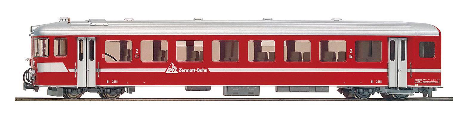 3279511 BVZ Bt 2251 Steuerwagen-1