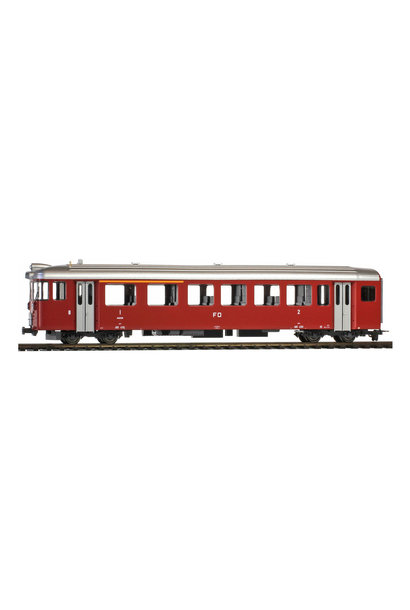 3275205 FO ABt 4191 Steuerwagen dunkelrot