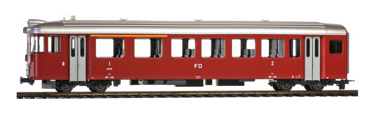 3275205 FO ABt 4191 Steuerwagen dunkelrot-1