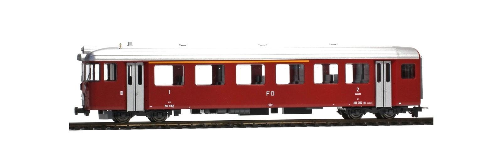 3275202 FO ABt 4152 Steuerwagen dunkelrot-1