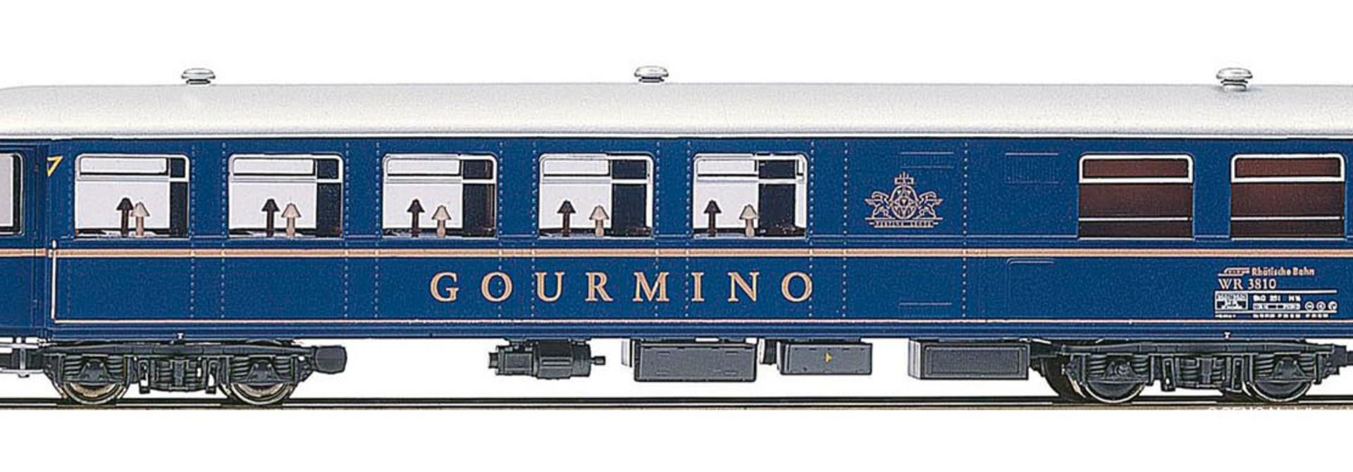 """3273131 RhB WR 3811 """"Gourmino"""" Speisewagen ACPE"""