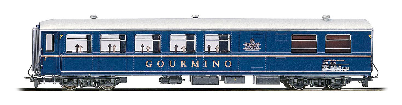 """3273131 RhB WR 3811 """"Gourmino"""" Speisewagen ACPE-1"""