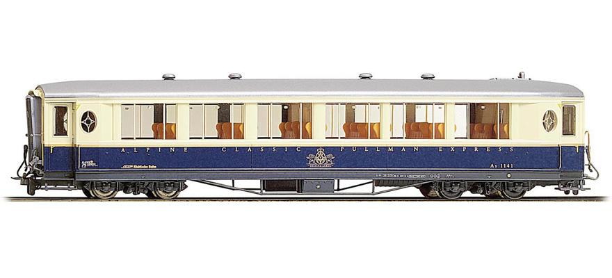 """3272140 RhB As 1141 Salonwagen """"75 Jahre Glacier Express""""-1"""