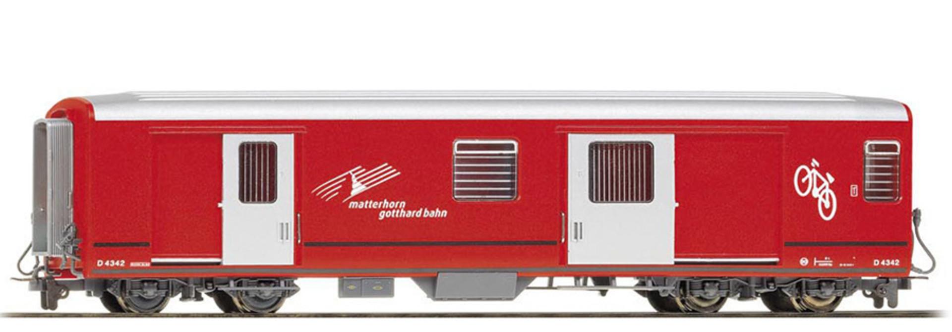 3269252 MGB D 4342 Packwagen