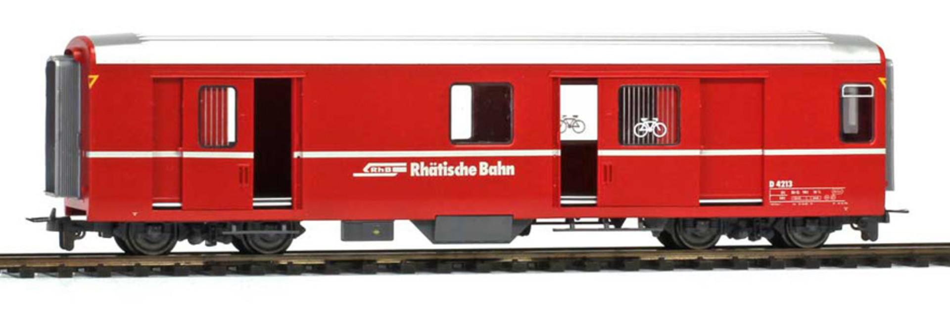 3269133 RhB D 4213 Packwagen