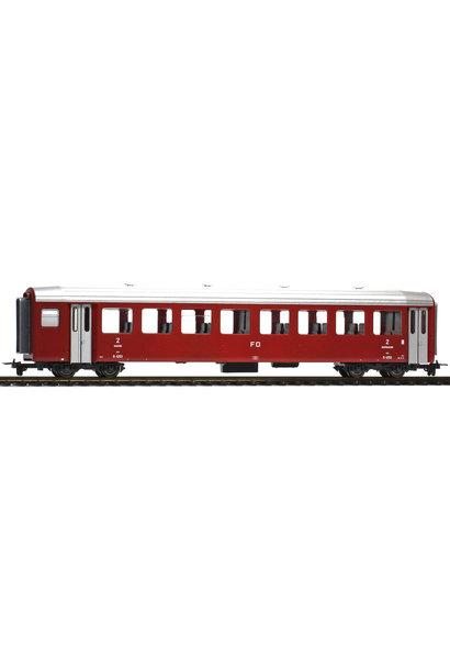 3267204 FO B 4254 Pendelzugwagen dunkelrot