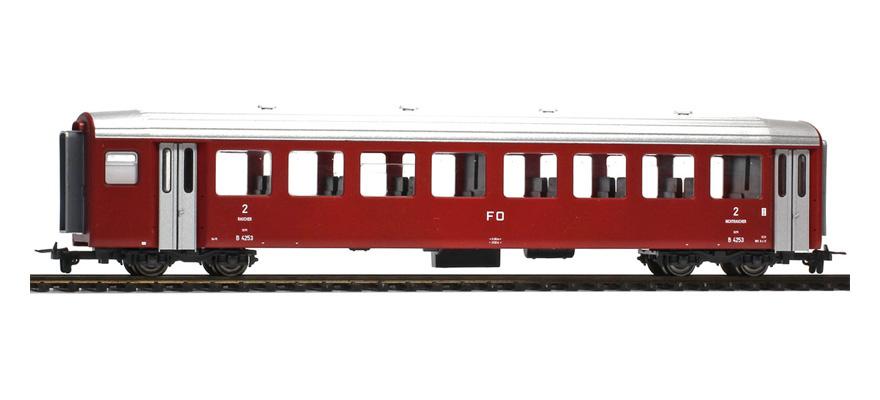 3267203 FO B 4253 Pendelzugwagen dunkelrot-1