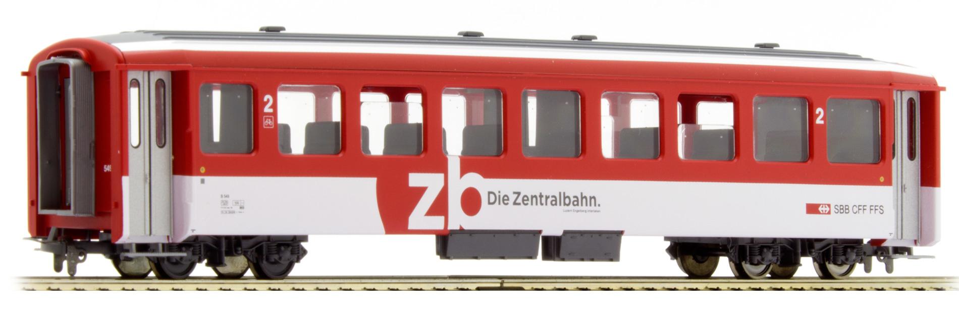 3266479 zb B 549 Verstärkungswagen ex LSE-1