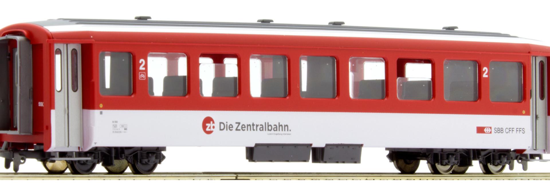 3266470 zb B 550 Verstärkungswagen ex LSE