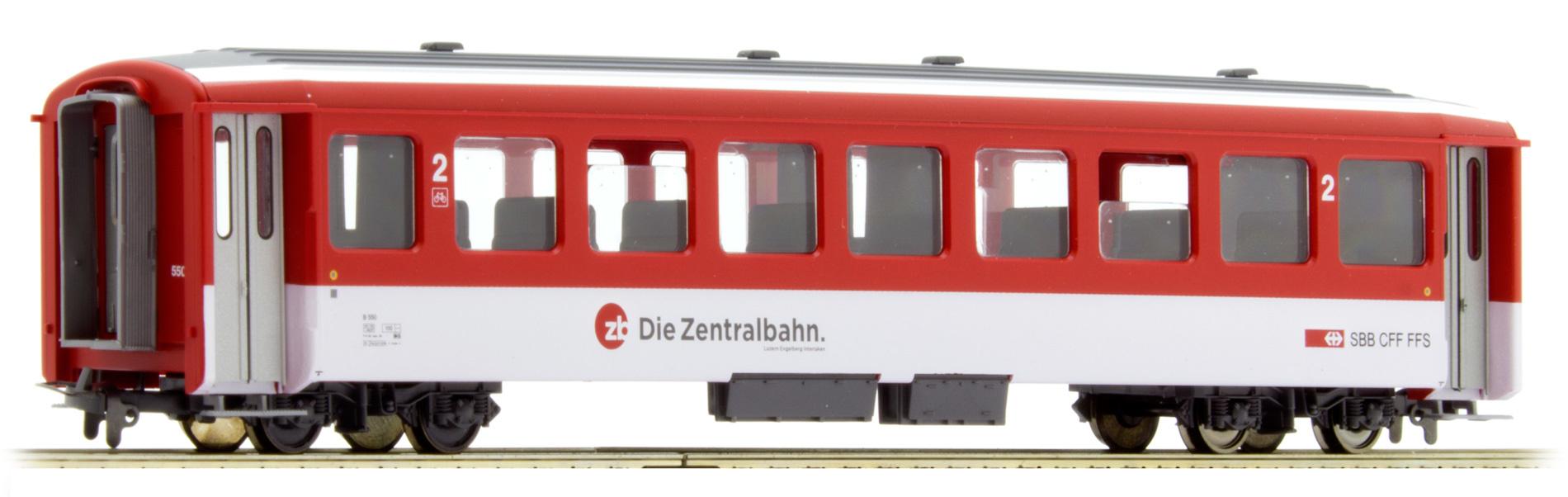 3266470 zb B 550 Verstärkungswagen ex LSE-1