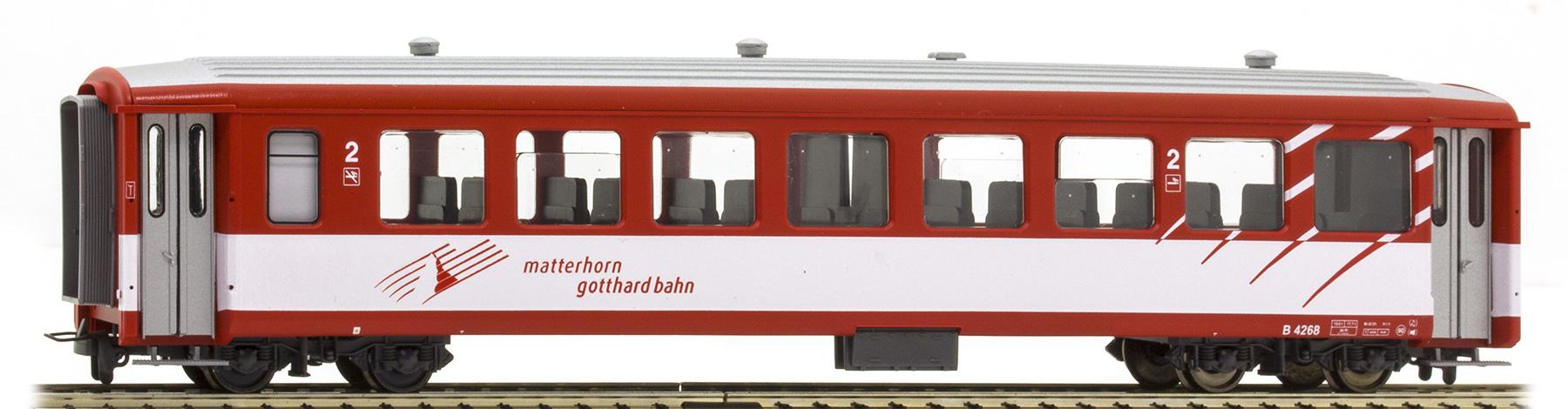 3266258 MGB B 4268 Personenwagen-1