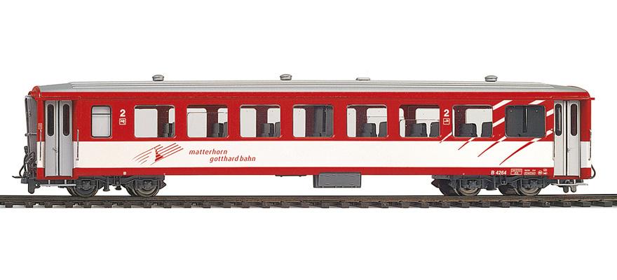 3266256 MGB B 4266 Personenwagen-1