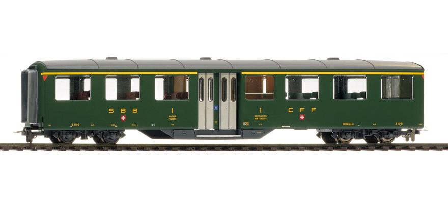 3259410 zb Historic A 111 Mitteleinstiegswagen grün-1