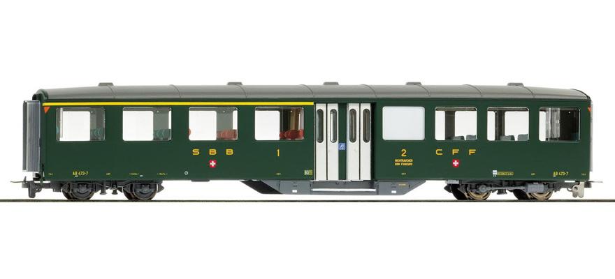 3258413 zb historic AB 473 Mitteleinstiegswagen grün-1