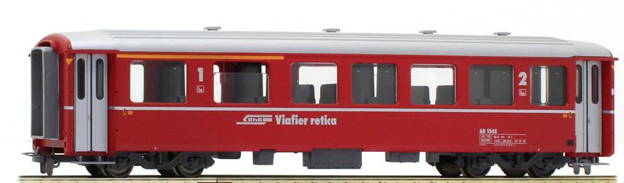 3256145 RhB AB 1545 Einheitswagen I Berninabahn-1
