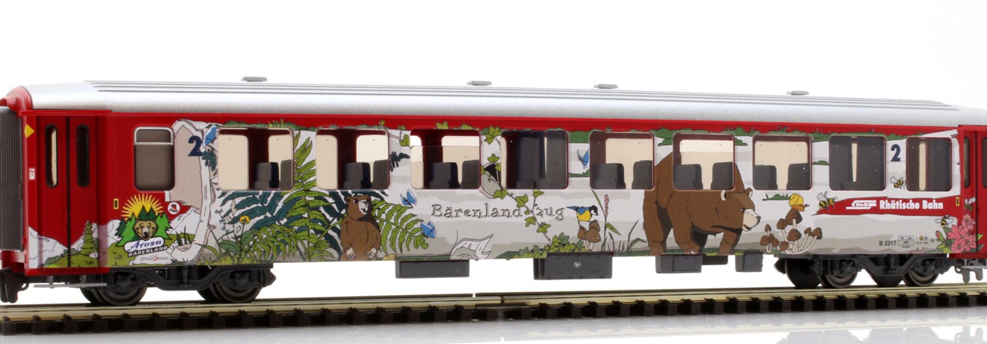 "3253147 RhB B 2317 EW I ""Bärenland Arosa"""