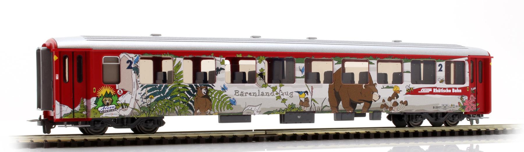 "3253147 RhB B 2317 EW I ""Bärenland Arosa""-1"