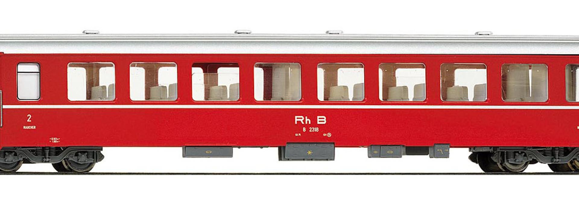 3253118 RhB B 2318 EW I Arosa, 70er Jahre