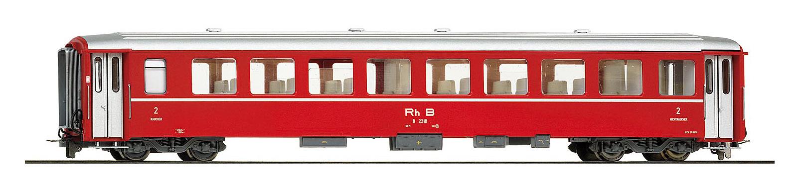 3253118 RhB B 2318 EW I Arosa, 70er Jahre-1