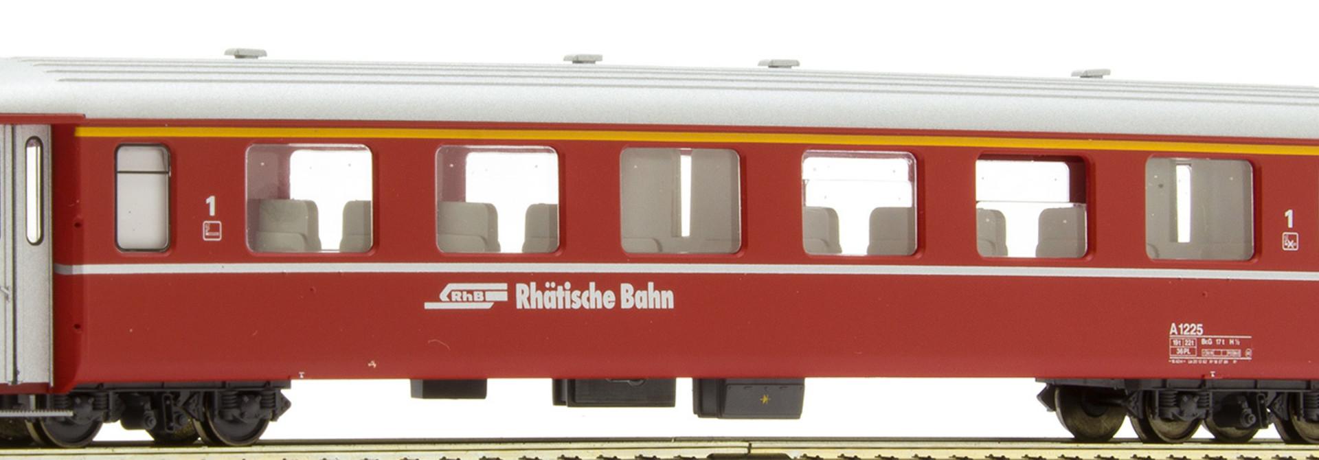 3252125 RhB A 1225 Einheitswagen I