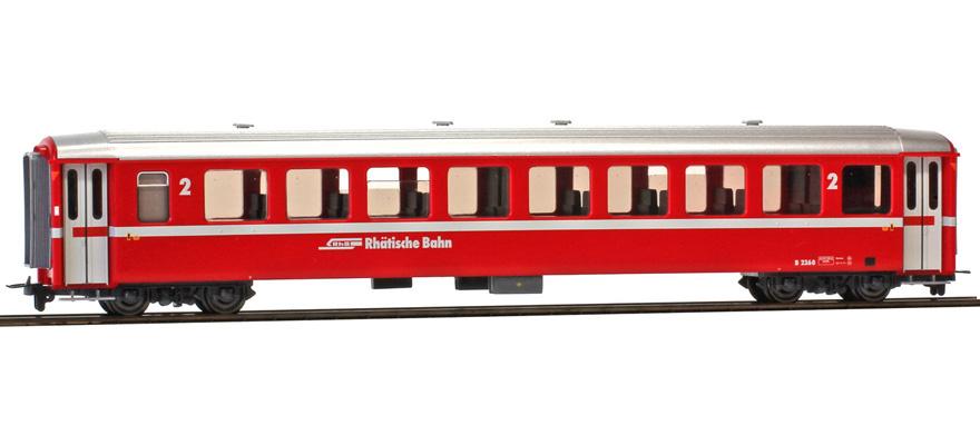 3250160 RhB B 2360 Einheitswagen I neurot-1