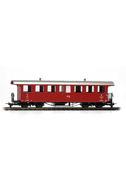 3246212 FO B 4222 Plattformwagen