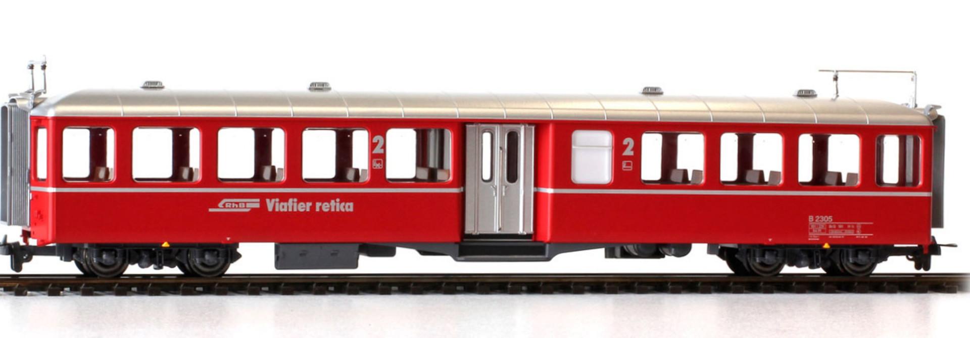 3245125 RhB B 2305 Mitteleinstiegswagen