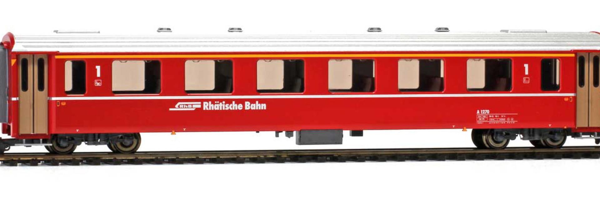 3242130 RhB A 1270 Einheitswagen II rot